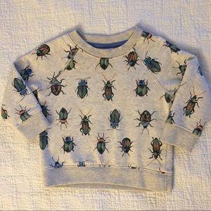 Gymboree Bugs Sweatshirt